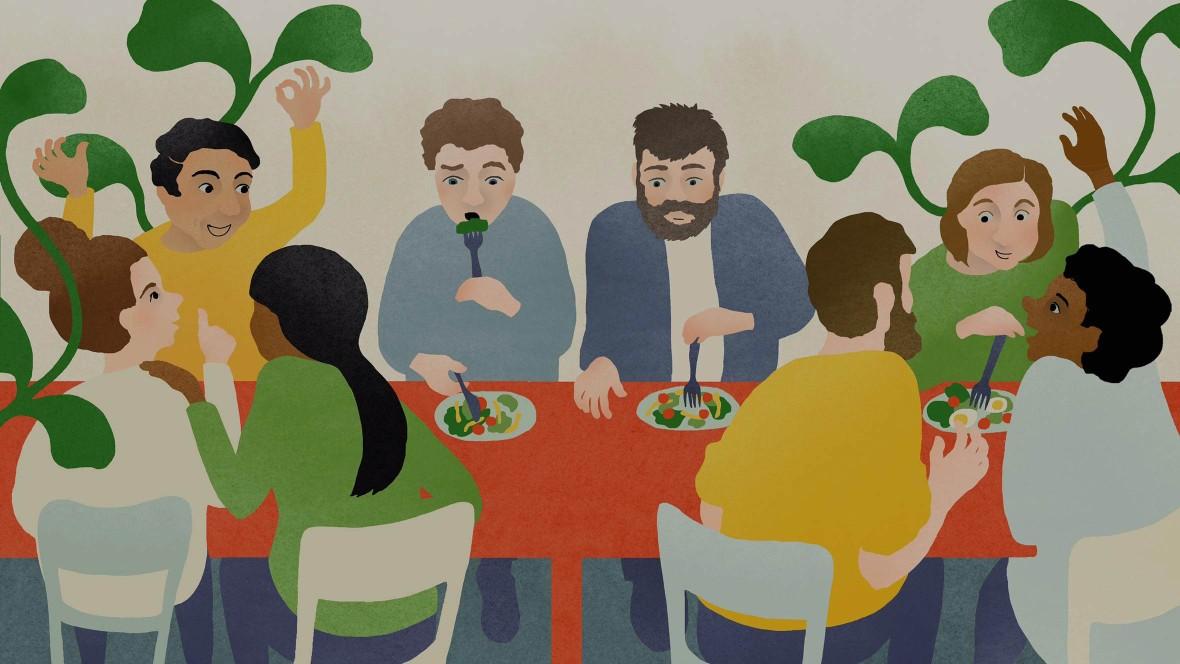 Genentech: The Lunch